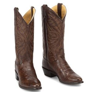 Justin Cowboy Boots size 10.5 EE